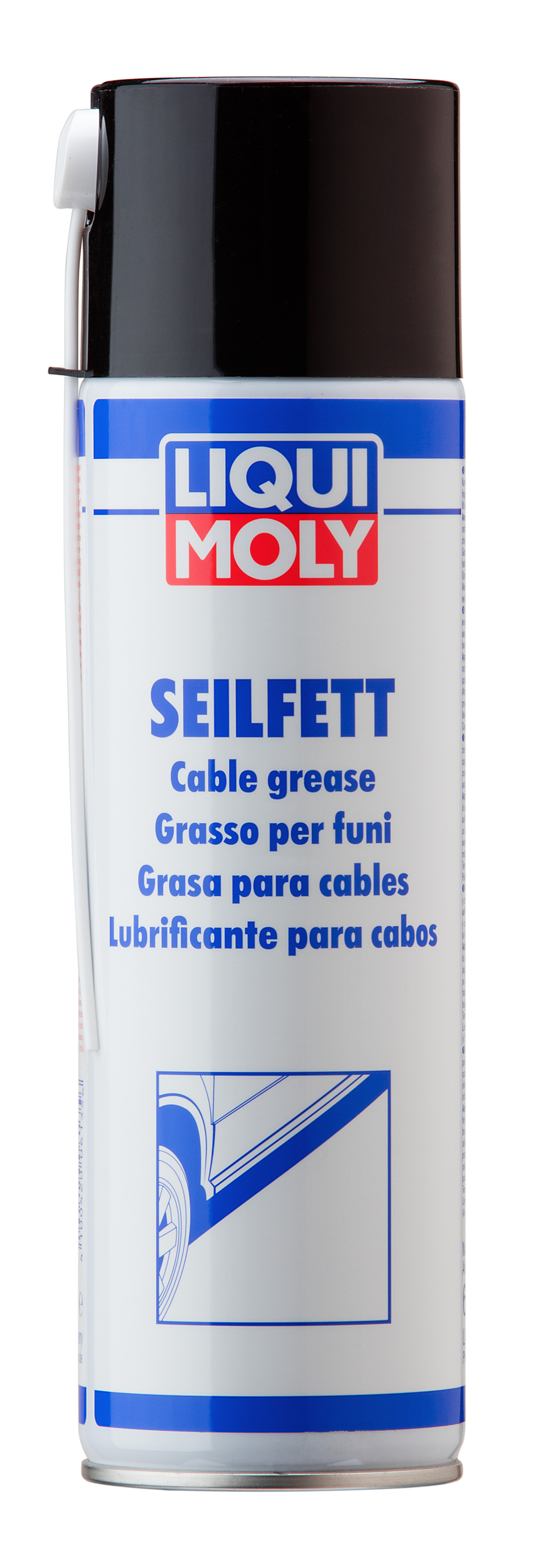 seilfett liqui moly. Black Bedroom Furniture Sets. Home Design Ideas
