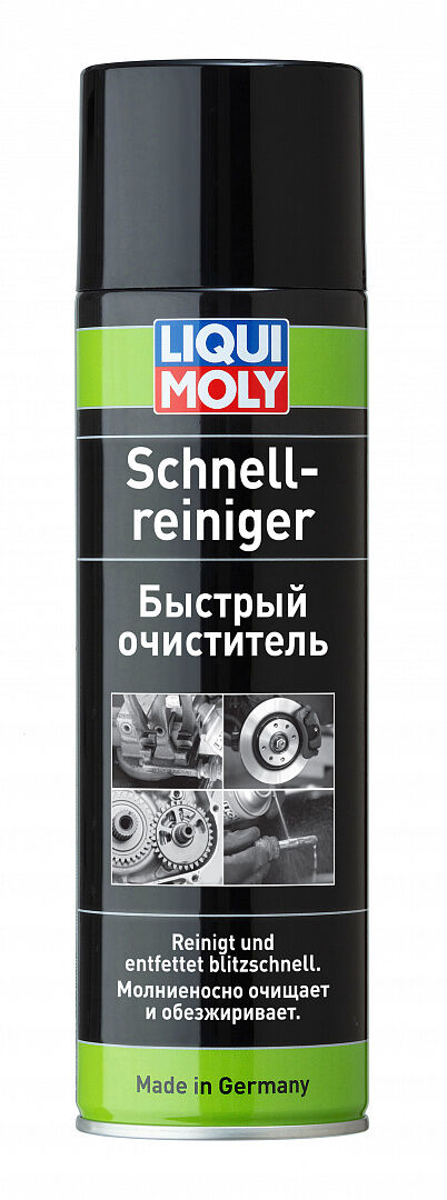 schnell reiniger liqui moly. Black Bedroom Furniture Sets. Home Design Ideas