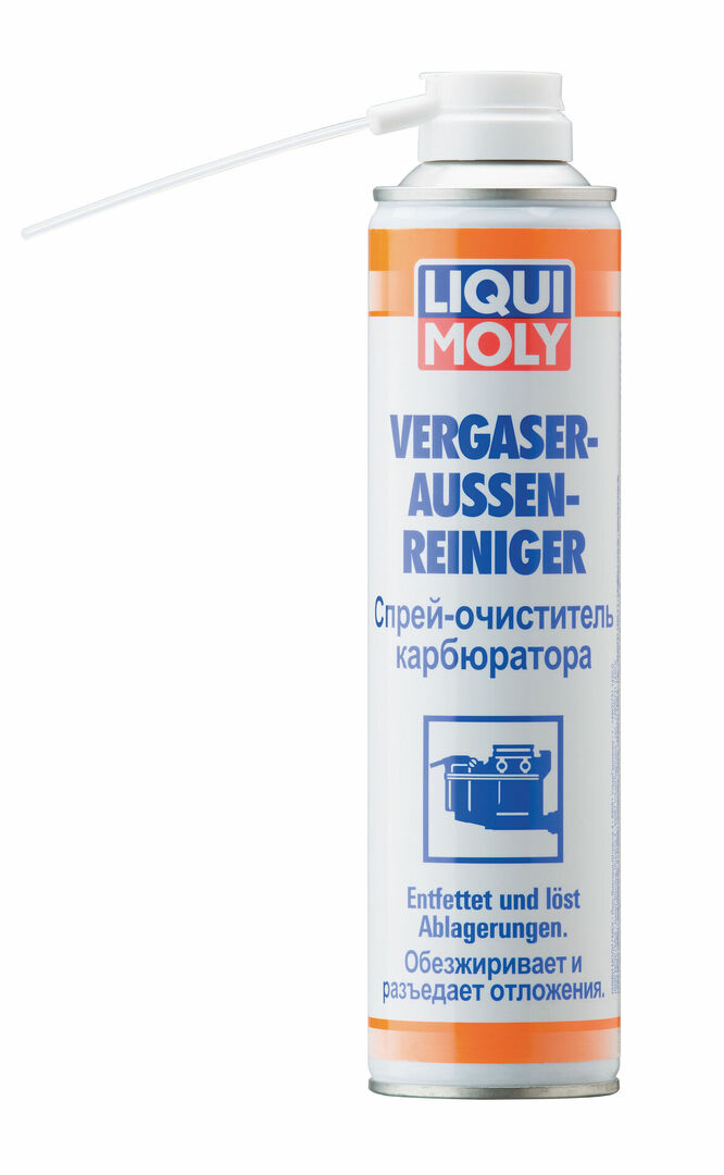 vergaser aussen reiniger liqui moly. Black Bedroom Furniture Sets. Home Design Ideas