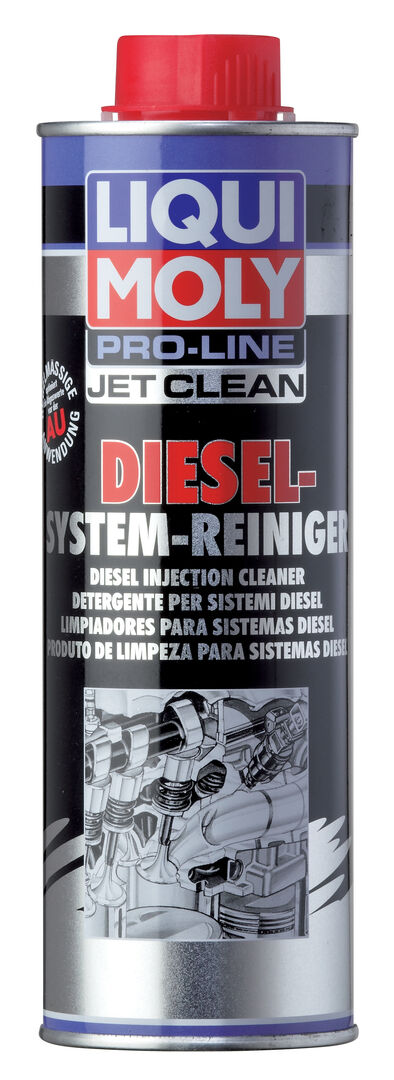 pro line jetclean diesel system reiniger liqui. Black Bedroom Furniture Sets. Home Design Ideas