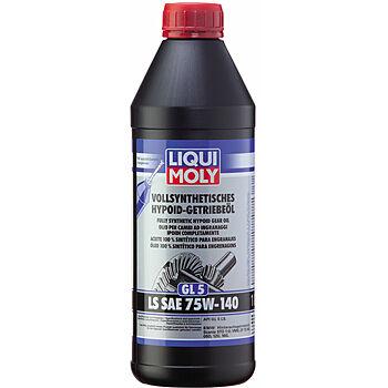 Liqui Moly Vollsynthetisches Hypoid-Getriebeoil LS 75W-140