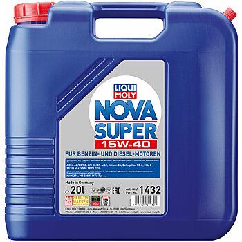Liqui Moly Nova Super 15W-40