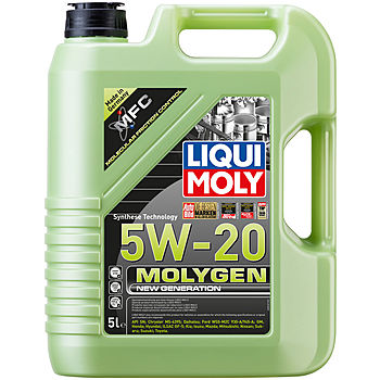 Liqui Moly Molygen New Generation 5W-20