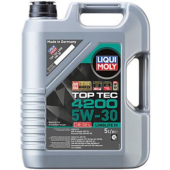 Liqui Moly Top Tec 4200 Diesel 5W-30