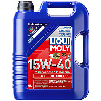 Liqui Moly Touring High Tech 15W-40