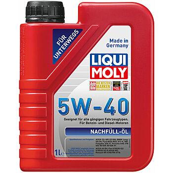 Liqui Moly Nachfull Oil 5W-40